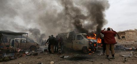 Suriye - Ürdün sınırında patlama: 6 ölü!