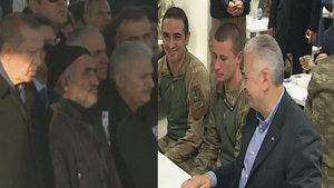El Bab şehidi Selim Topal uğurlanıyor