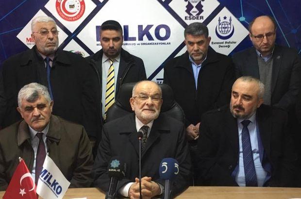 Temel Karamollaoğlu'ndan 'Cumhurbaşkanlığı sistemi' açıklaması