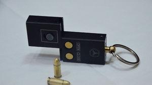 Ankara'da anahtarlık şeklinde tabanca ele geçirildi