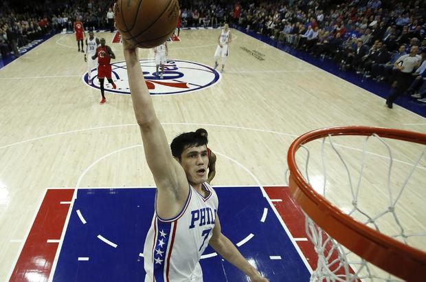 NBA'de gecenin adamı Ersan İlyasova