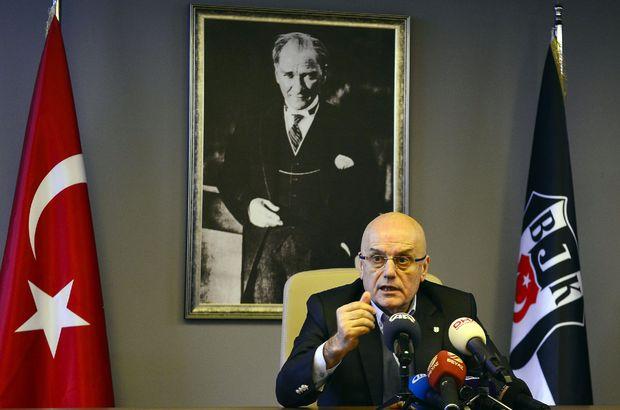 Beşiktaş'ta Tevfik Yamantürk, divan kurulu başkanlığına aday oldu