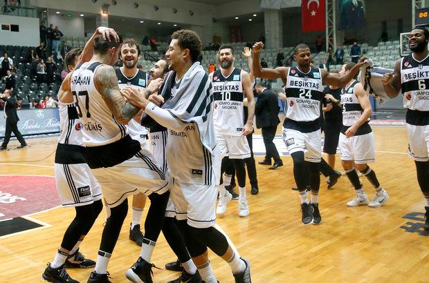 Beşiktaş: 68 - Mersin Büyükşehir Belediyespor: 54