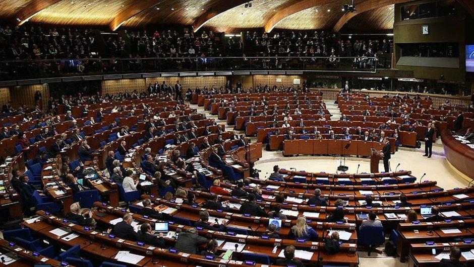 PKK Avrupa Konseyi Avrupa