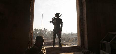 Koalisyon güçleri Musul'da DEAŞ botlarını vurdu