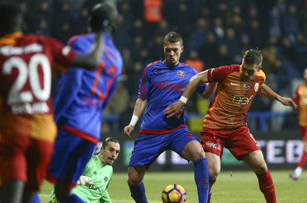 Karabükspor: 1 - Galatasaray: 2 | MAÇ SONUCU