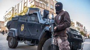 Mardin'de bir terörist öldürüldü