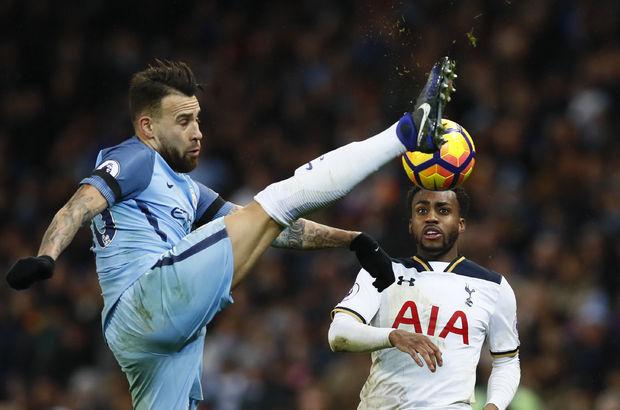 Manchester City: 2 - Tottenham: 2
