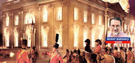İngilizler'in Beyaz Saray'ı yaktıklarını bilir misiniz?