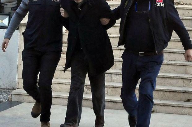 SON DAKİKA! FETÖ'den tutuklananlar ve gözaltına alınanlar (21 Ocak 2017)