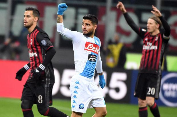 Milan: 1 - Napoli: 2
