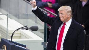 Trump'ın ilk ziyareti CIA merkezine