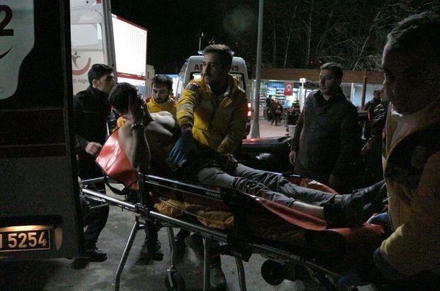 Şişli'de hırsız polisin silahını aldı, bacağından vurularak yakalandı
