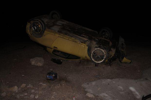 Konya'daki kaza 5 saat sonra fark edildi