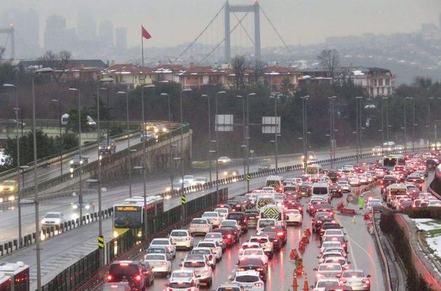 İstanbul'da bazı yollar trafiğe kapatılacak! Hangi yollar kapalı? İşte İstanbul'da kapalı yollar...