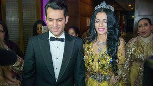 Murat Yıldırım, Fas'ta ikinci düğününü yaptı!