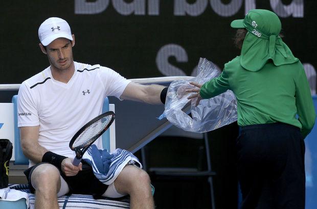 Andy Murray, Avustralya Açık'tan elendi