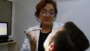 """Ağız kanserine karşı """"Türk fırçası""""yla mücadele"""