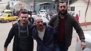 Emniyet ve AK Parti saldırganı yakalandı!