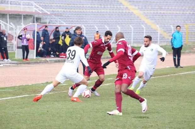 Bandırmaspor: 0 - Denizlispor: 0