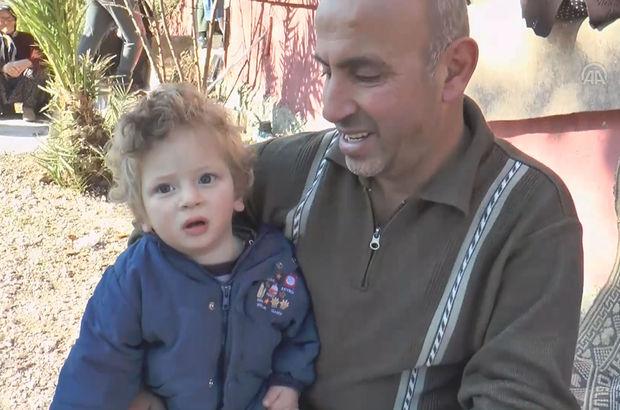 Adana'da polis ve AFAD'ın aradığı çocuk babaannesinin evinde uyurken bulundu