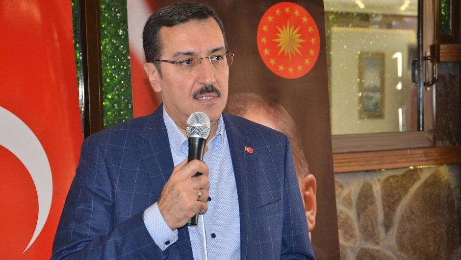 Bakan Tüfenkci: 2017 yatırım yılı olacak