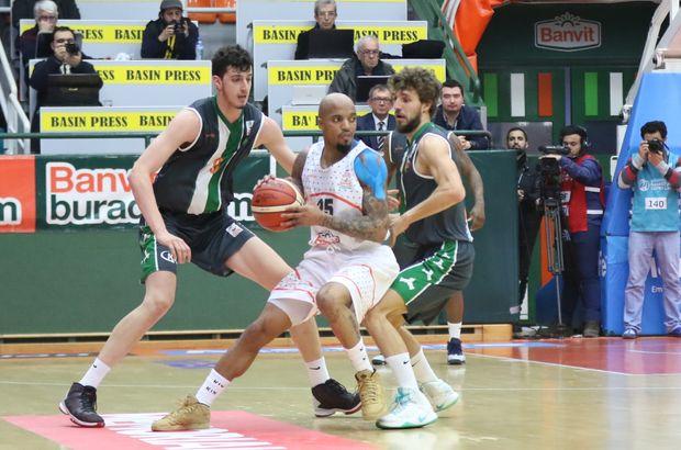 Banvit: 91 - Yeşilgiresun Belediyespor: 71