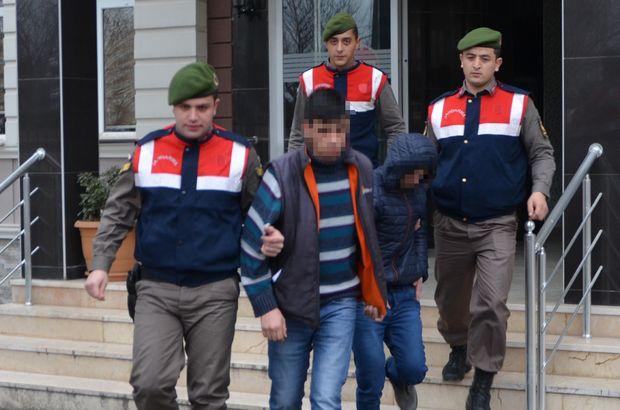 Fransız turisti darp eden magandalar tutuklandı