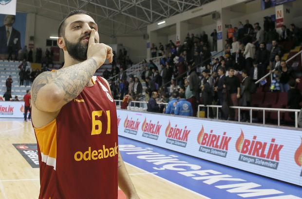 Demir İnşaat Büyükçekmece - Galatasaray Odeabank: 71-90