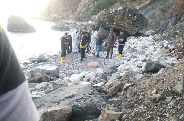 Muğla'da sahilde kadın cesedi bulundu