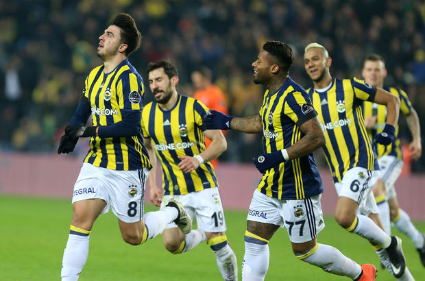 Fenerbahçe: 1 - Medipol Başakşehir: 0 | MAÇ SONUCU