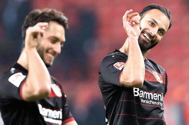 Bayer Leverkusen: 3 - Hertha Berlin: 1
