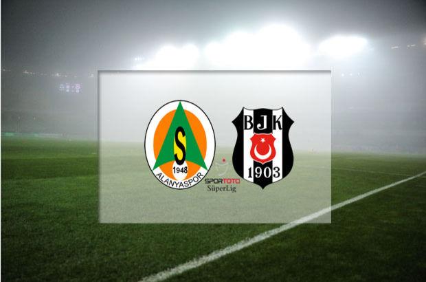 Aytemiz Alanyaspor - Beşiktaş maçı hangi kanalda, saat kaçta, ne zaman?