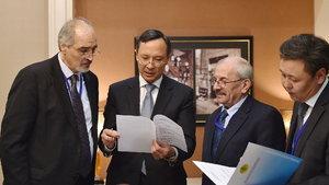 Astana'daki Suriye görüşmeleri devam ediyor