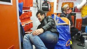 Samsun'da opera sanatçısı ve senarist arkadaşına saldırı