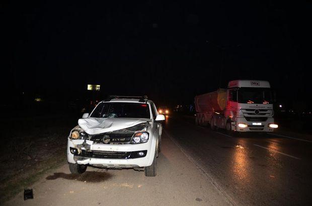 Adana'da 18 yaşındaki tarım işçisine kamyon çarptı