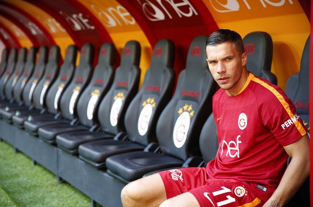 Lukas Podolski düğümü çözülüyor