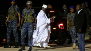 Afrika'yı karıştıran lider, devlet kasasını boşaltıp kaçmış!