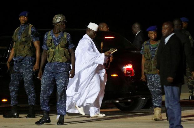 Afrika'yı karıştıran lider Yahya Jammeh, devlet kasasını boşaltıp kaçmış!