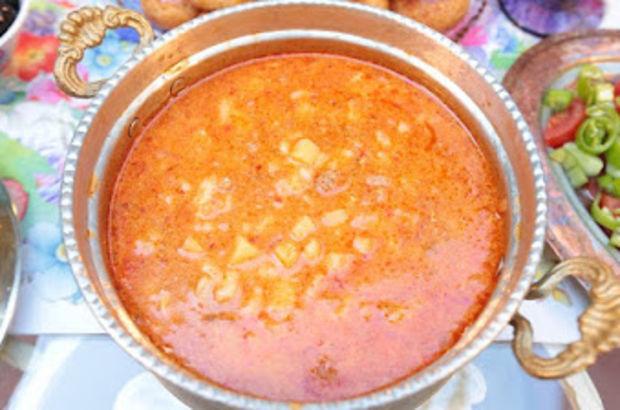 Eskişehir alişke çorbası tarifi