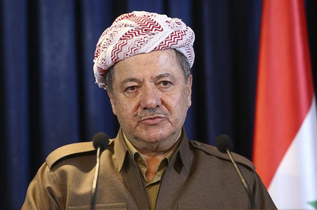 Barzani'den kritik açıklama: Bağımsızlık ilan ederim