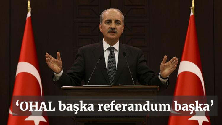 'Rejim değil sistem değişikliği'