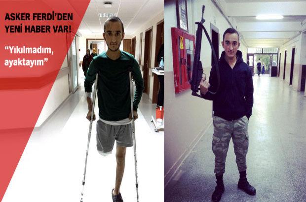 Kayseri gazisi Ferdi Çatal'ın bacağı ikinci kez kesildi