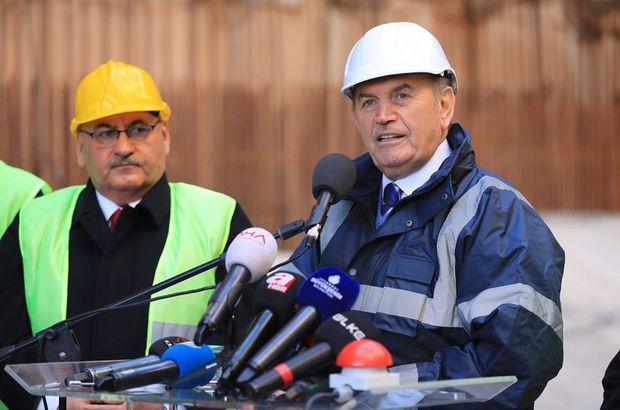 Dudullu-Bostancı metro hattı için çalışmalar başladı