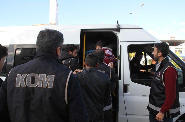 İçişleri'nden terörle mücadele bilançosu: 1698 kişi gözaltına alındı, 610 kişi tutuklandı