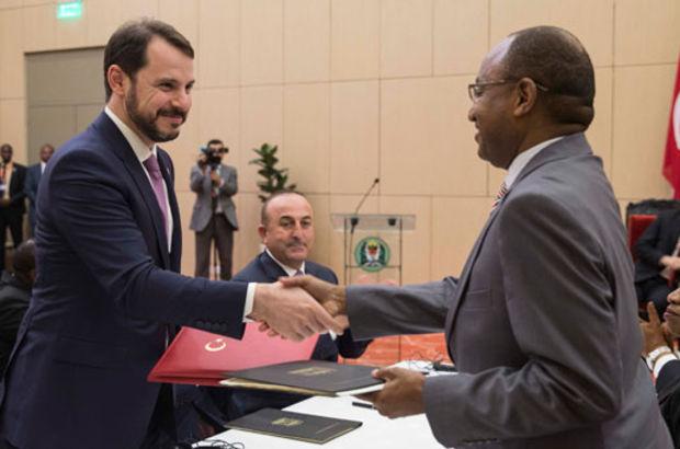 Türkiye ile Tanzanya arasında 9 anlaşma imzalandı!