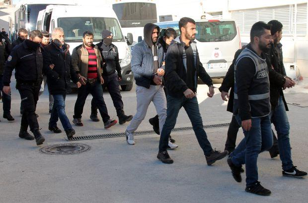 Elazığ'da PKK/KCK operasyonu: 14 tutuklama
