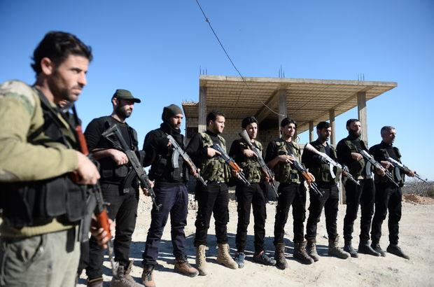 Cerablus'ta polis teşkilatı kuruluyor