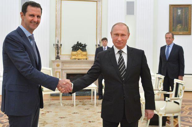 Rusya'dan Esed'e çok sert uyarı