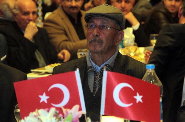 Baba Halisdemir'den Safitürk ailesine ziyaret